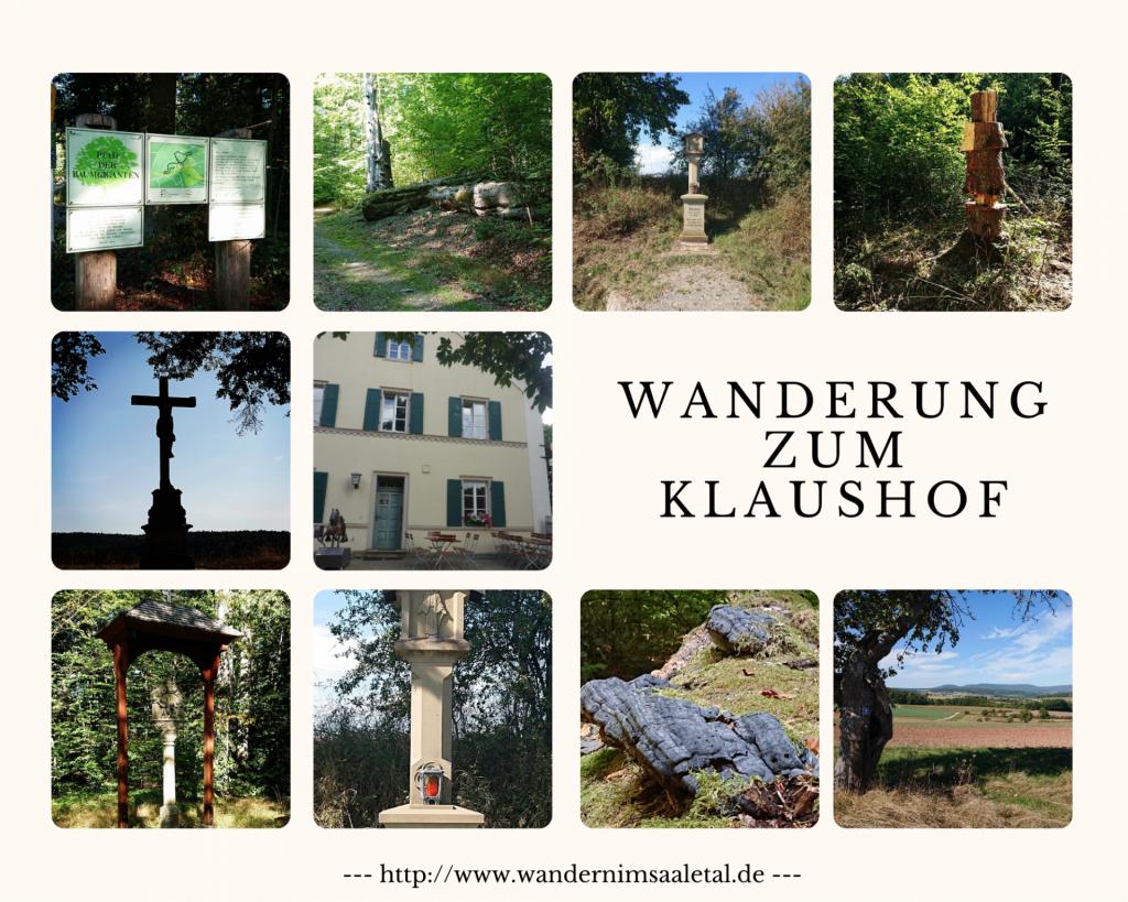 Wanderung von Albertshausen zum Klaushof