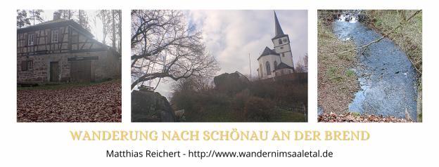 Wanderung nach Schönau an der Brend