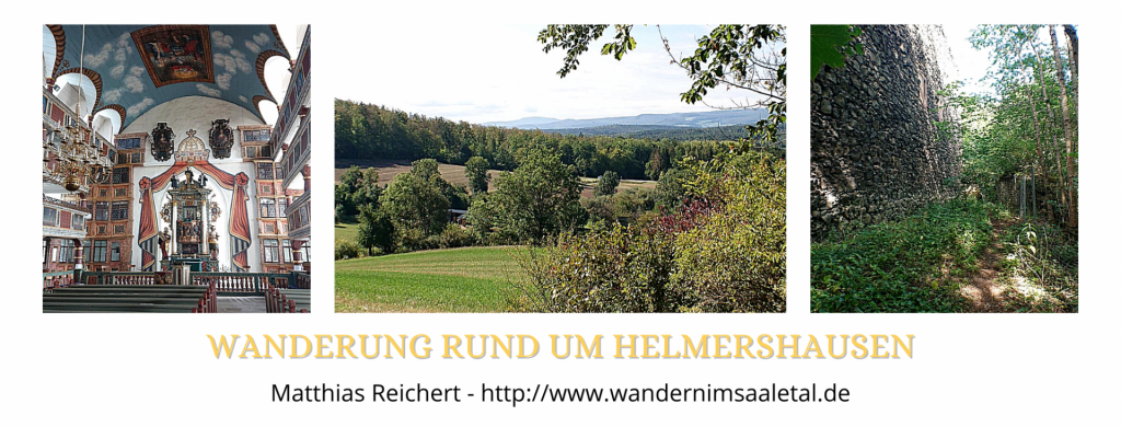Wanderung rund um Helmershausen