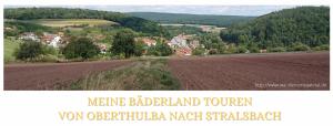 Wanderung durch das Bäderland Rhön