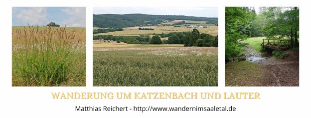 Wanderung rund um Katzenbach und Lauter
