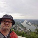 Aussichtspunkt auf dem Drachenfels