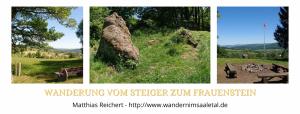 Wanderung vom Steiger zum Frauenstein