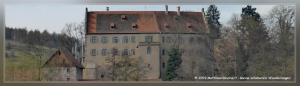 Wanderung vom Schloss Aschach nach Steinach an der Saale