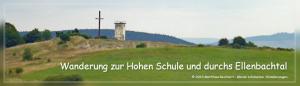 Von Eussenhausen durchs Ellenbachtal