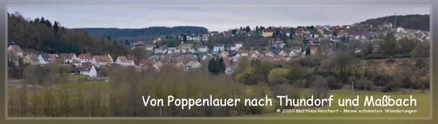 Wanderung rund um Maßbach