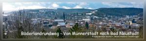 Bäderlandtour - von Münnerstadt nach Bad Neustadt