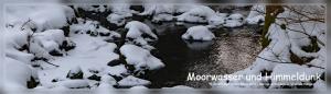 Vom Himmeldung zum Moorwasser