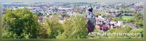 Spaziergang zum Schlossberg und durch Herrenberg