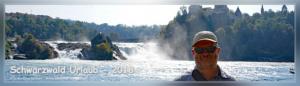 Ausflug zum Rheinfall