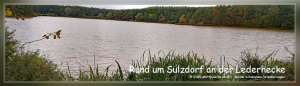 Wanderung um Sulzdorf an der Lederhecke