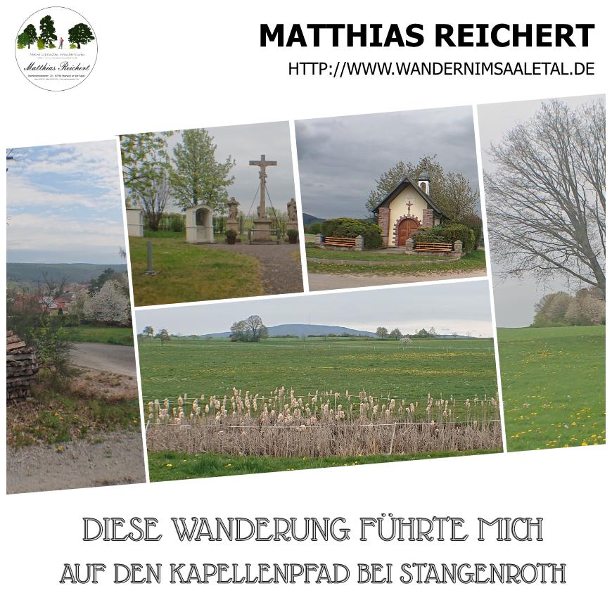 Wanderung auf den Kapellenpfad bei Stangenroth
