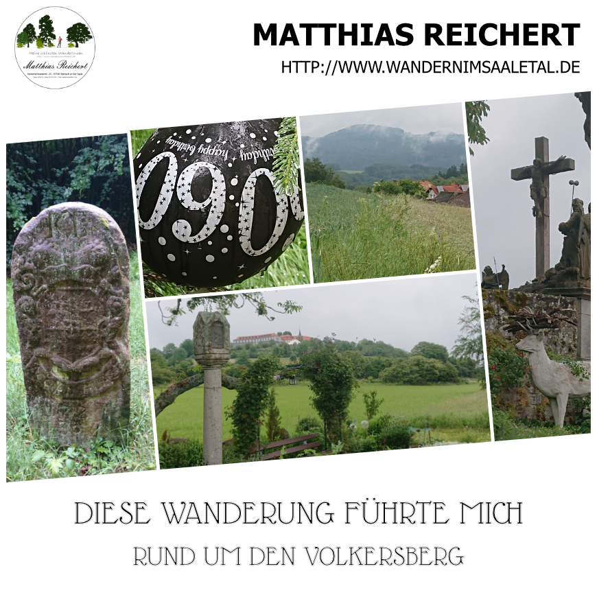 Wanderung zum Kloster Volkersberg