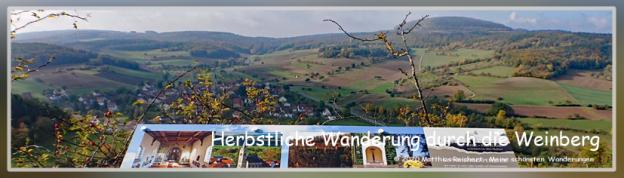 Wanderung Schloss Saaleck