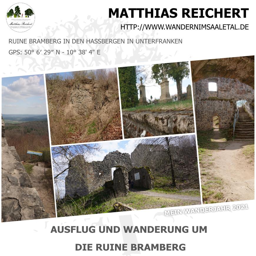 Wanderung zur Ruine Bramberg