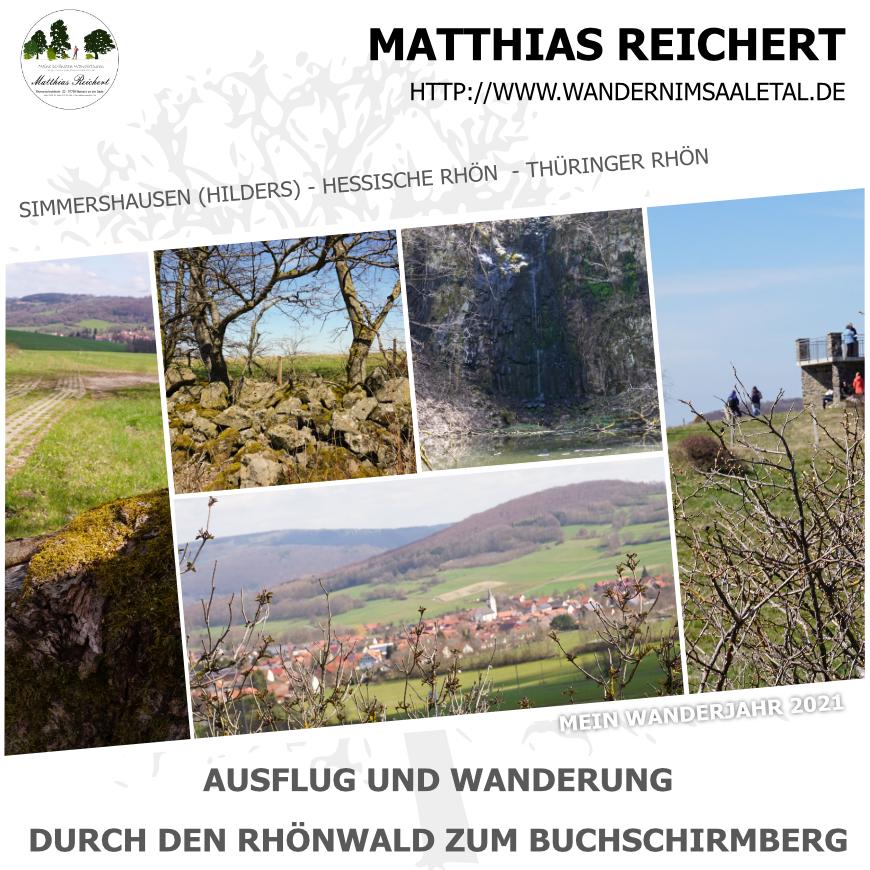 Wanderung rund um den Buchschirmberg