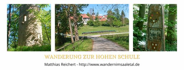 Wanderung zur Hohen Schule