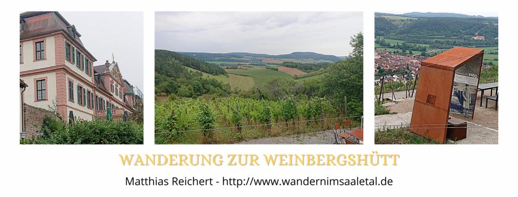 Wanderung zur weinbergshütte hammelburg