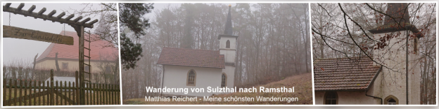 Mein Wanderjahr - 2020 - Sulzthal Ramsthal