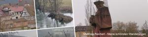 Mein Wanderjahr 2020 - Von Diebach nach Morlesau