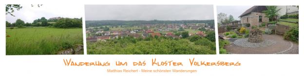 Wanderung um den Volkersberg