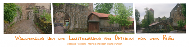 Wanderung um die Lichtenburg