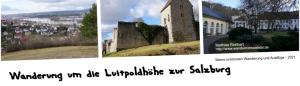 Wanderung um die Luitboldhöhe zur Salzburg