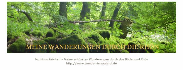 Wanderungen durch das Bäderland Rhön