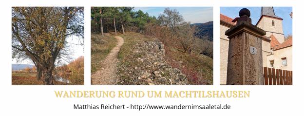 Wanderung um Machtilshausen