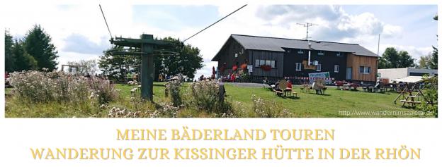 Wanderung zur Kissinger Hütte