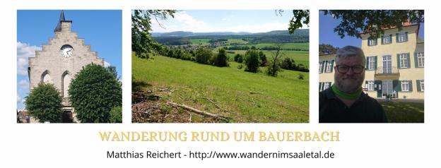 Wanderung von Bauerbach nach Hermannsfeld
