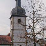 Kirche in Leinach