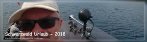 Schifffahrt auf dem Titisee