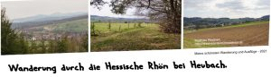 Wanderung bei Heubach
