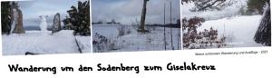 Winterspaziergang zum Sodenberg