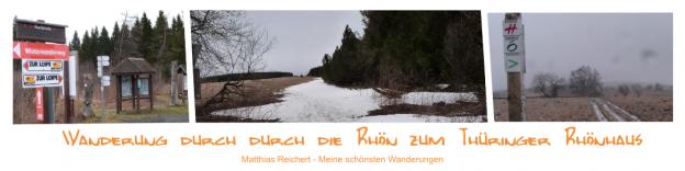 Wanderung zur Thüringer Hütte